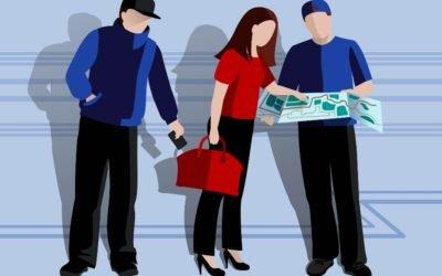 Avec un sac anti pickpocket, dites adieu aux voleurs