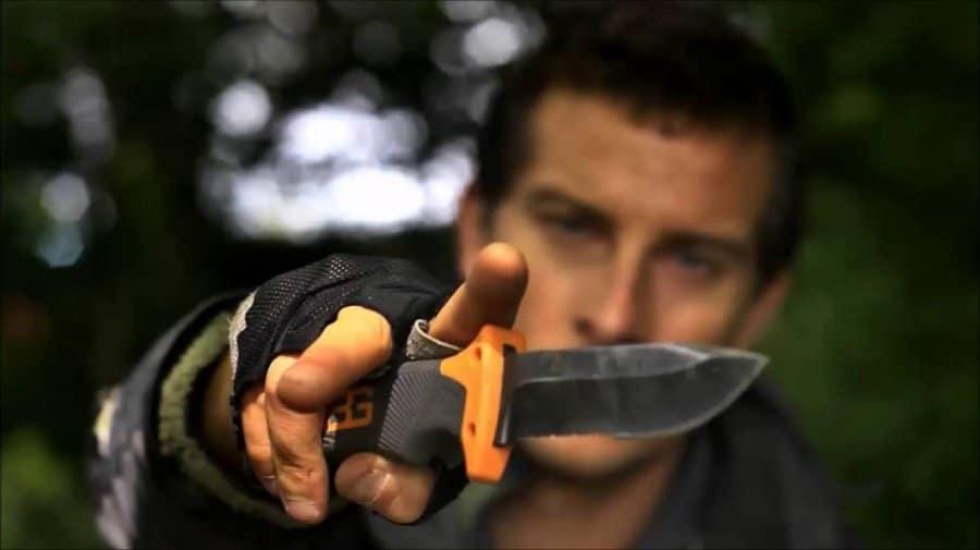 Couteau de survie Bear Grylls